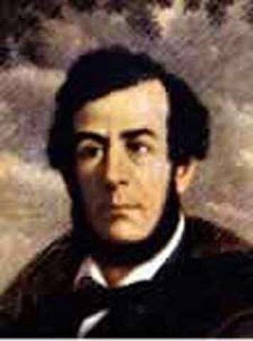 Nace el escritor romántico Esteban Echeverría