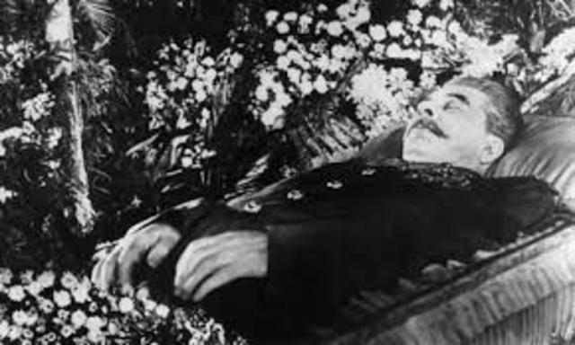 Dood Stalin