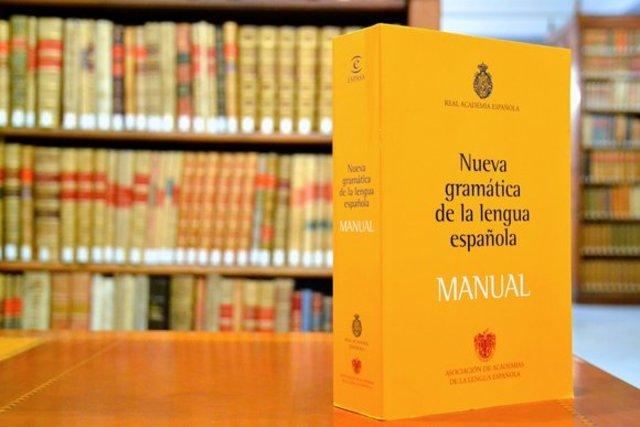 Publicación Manual de la Nueva Gramática
