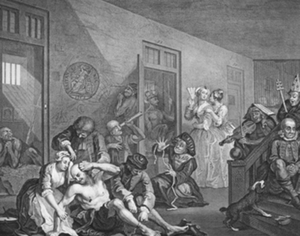 Perceptions prior to 1700 in society