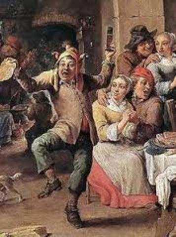 Physically and mentally-disabled people are used for amusement as court jesters. Among intellectuals. epileptics are thought to have prophet-like abilities, gathering information while in a seizures.