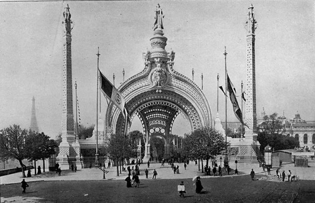 First Diesel Engine to Run on Vegetable Oil Demonstrated at World's Fair in Paris