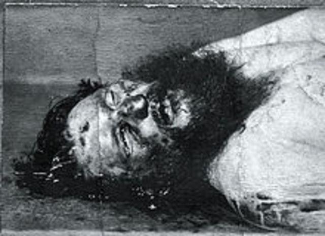 Rasputin vermoord