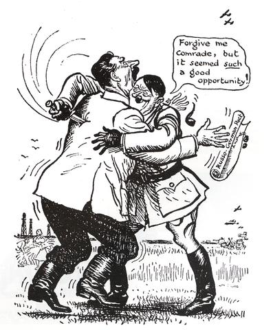 De SU tijdens de Tweede Wereldoorlog