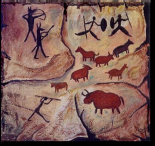 Evolución del lenguaje primitivo AC