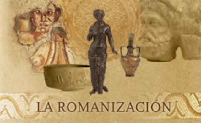 Periodo de romanizacion Siglo 218 AC