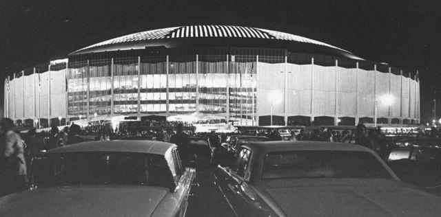First Dome Stadium