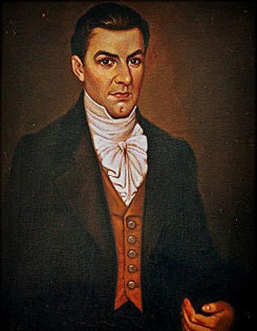 Primer presidente de la Federación