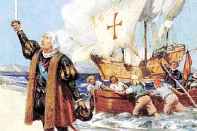 1492 Descubrimiento de América