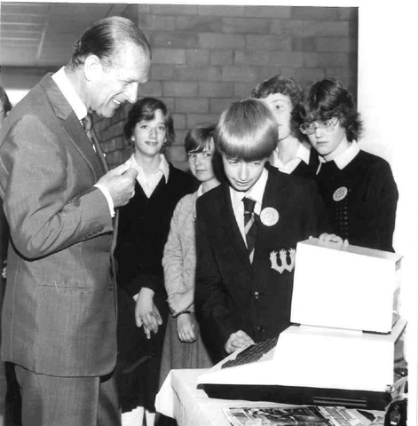 Prince Philip visit June / July 1981?