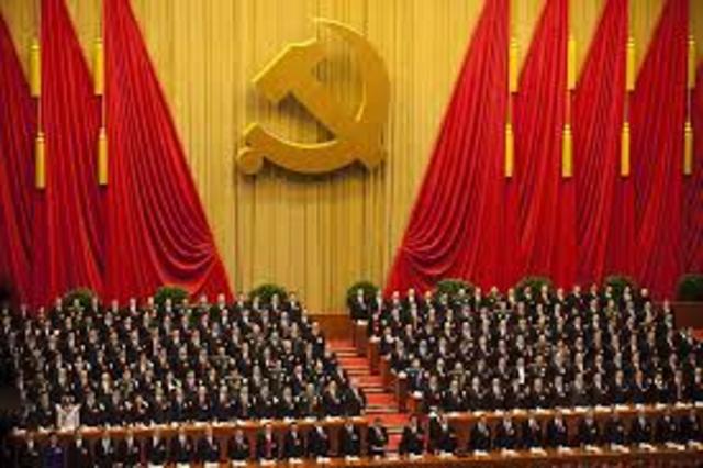 Het congres van de Communistische Partij komt weer bijeen