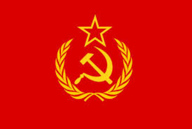 Bolsjewieken wordt de Communistische Partij