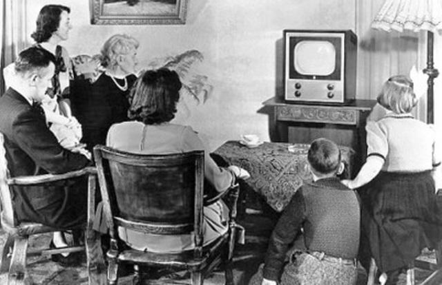 Transmissão Televisiva