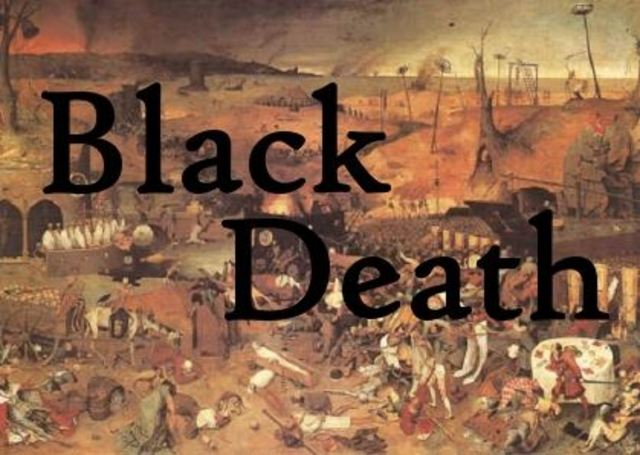 The Black Death in Europe