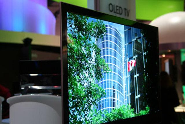 Televisión OLED