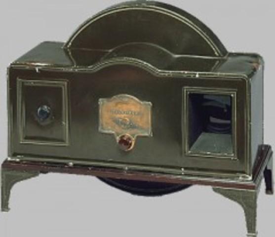 TV. de cajas compactas