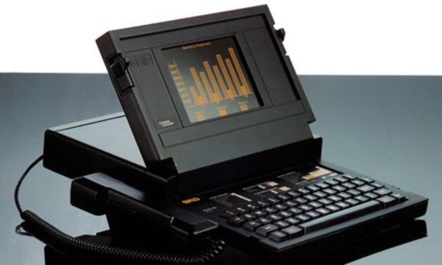 Bill Moggridge creó la primera laptop de la historia