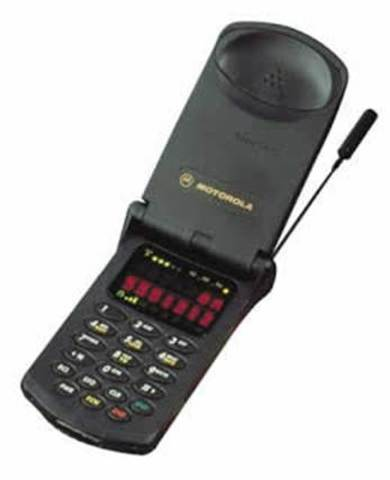 2G: La segunda generación  de celulares