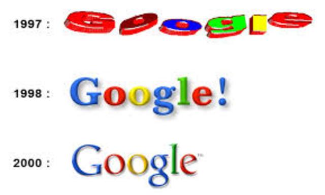 Larry Page y Sergey Brin  Registran Google