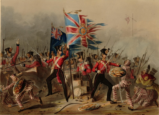 Opuim War 1839-1842