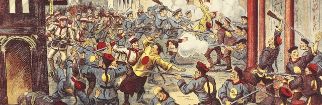 Boxer Rebellion 1900