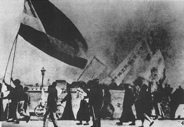 Fall of Qing 1911