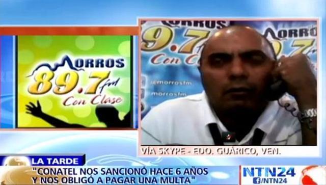 Sacan del aire emisora 89.7 de San Juan de Los Morros