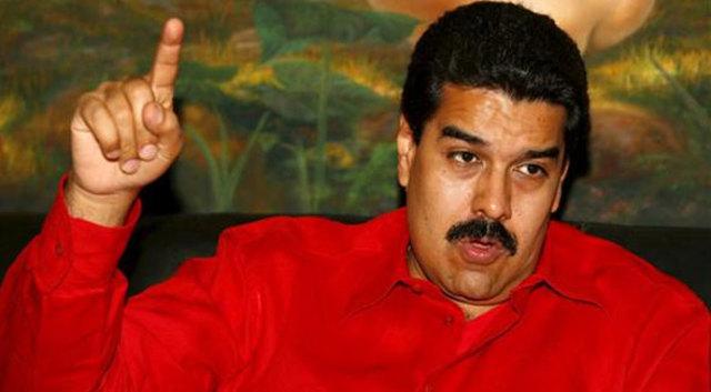 Maduro denuncia camapaña de medios contra su gobierno