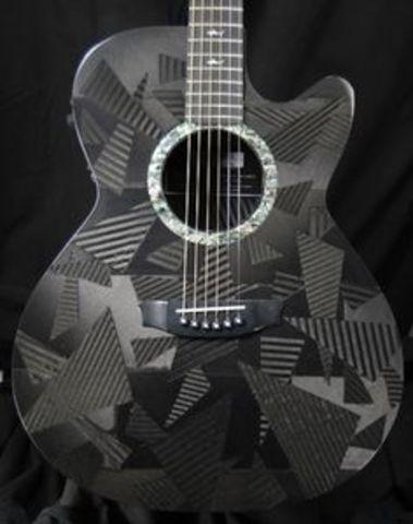 Bought RainSong Black Ice Guitar