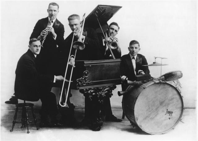 """Tiger Rag"": Original Dixieland Jazz Band"