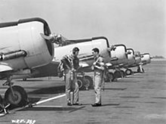 Establishment of the British Commonwealth Air Training Plan