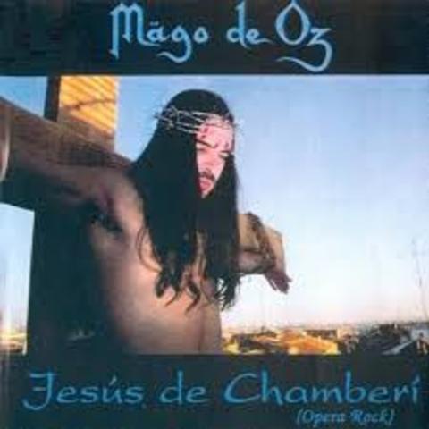 primer album Jesus de Chamberi