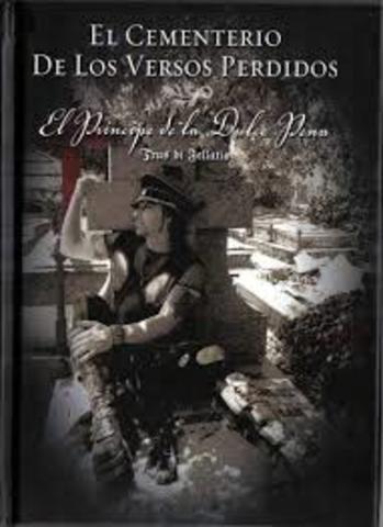 estreno del libro El Cementerio