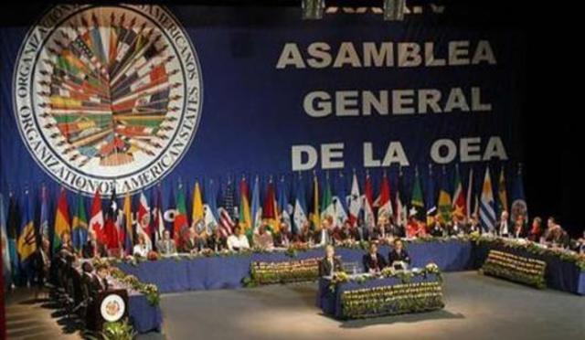 Enero: Cuba es suspendida de OEA tras presiones de Washington.