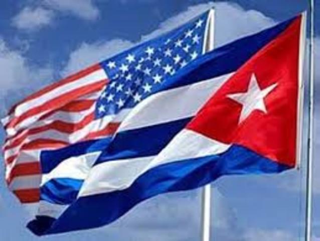 Comienzan en La Habana las primeras conversaciones de alto nivel en 35 años, destinadas a revisar los convenios migratorios y a preparar el restablecimiento de relaciones diplomáticas.
