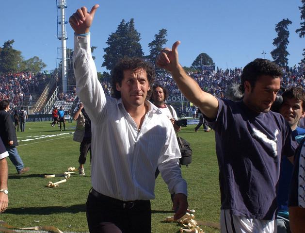 Gran campaña de Pedro Troglio como DT