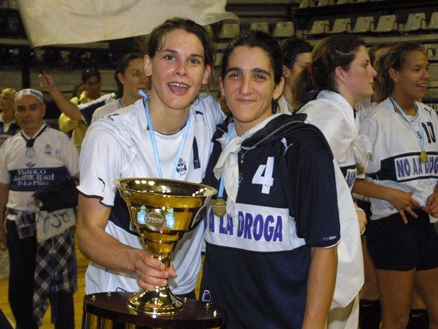 Lobas campeonas del Torneo Internacional Norma Rimoldi