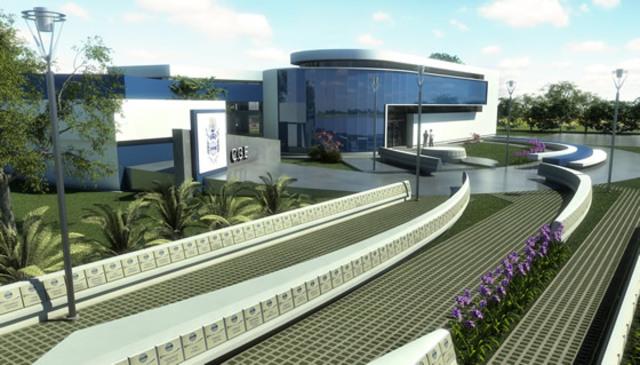 Anuncio de la construcción del Campus