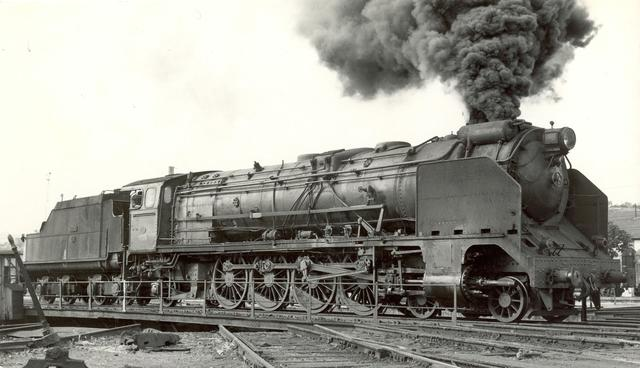 Ferrocarril a vapor