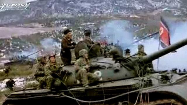 North Korea Captures Seoul