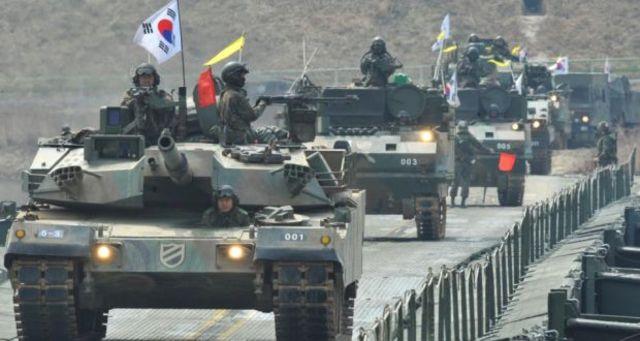 U.S Advance to North Korea
