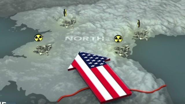 U.S Reach Pyongyang