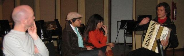 Seminars hosted by DOMUS