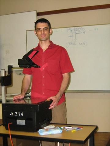 Hannes Taljaard Set Theory Workshop
