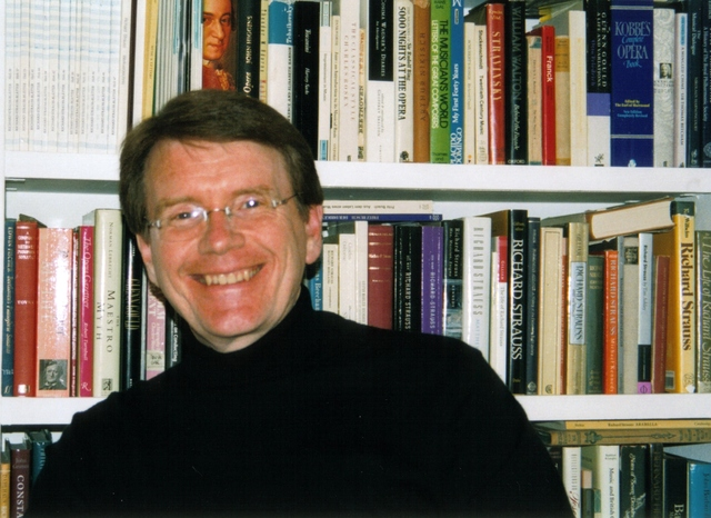 Ray Holden lecture series on the Modern Orchestra
