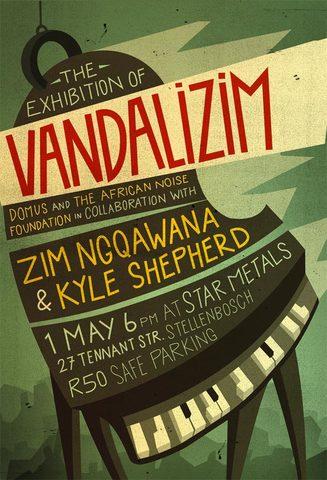 Zim Ngqawana and Kyle Shepherd in concert