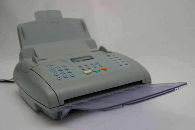 Invención del telefax