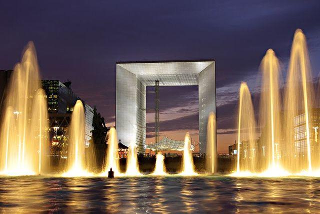 Arco de la Defensa