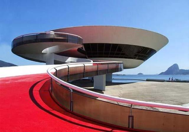 Museo de Arte Moderno de Niteroi