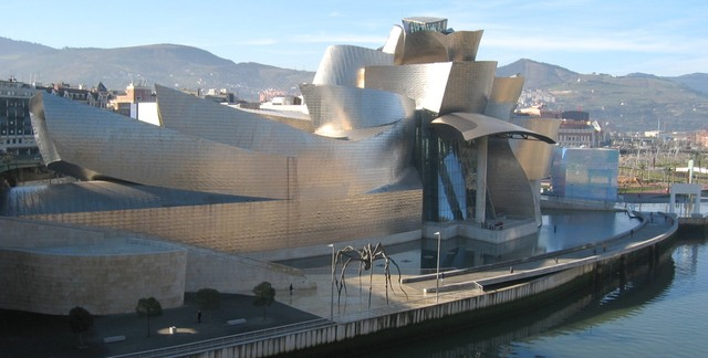 Museo de Guggenheim de Bilbao